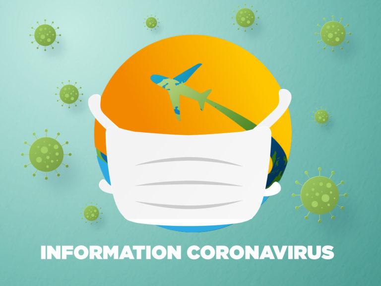 Covid-19 - Information des partenaires